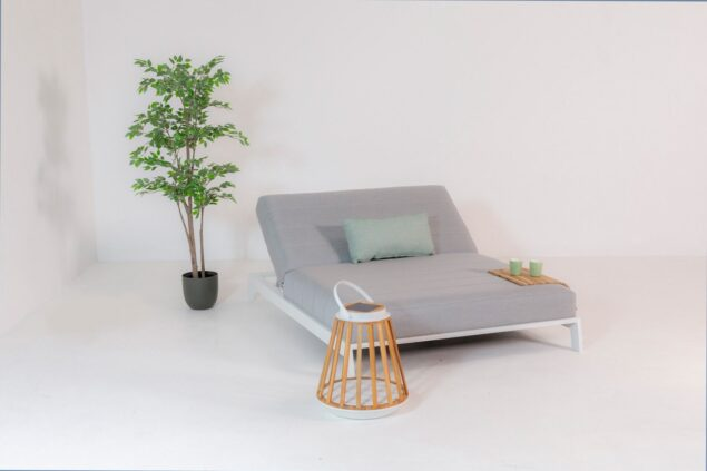 Flow. Tweepersoons daybed Grey Jewel chiné