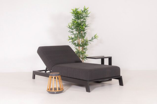 Flow. Daybed Grey Jewel Sooty