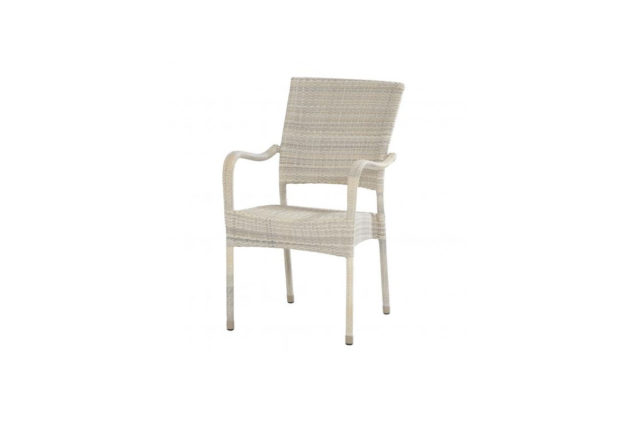 Dover stackable chair provance flat